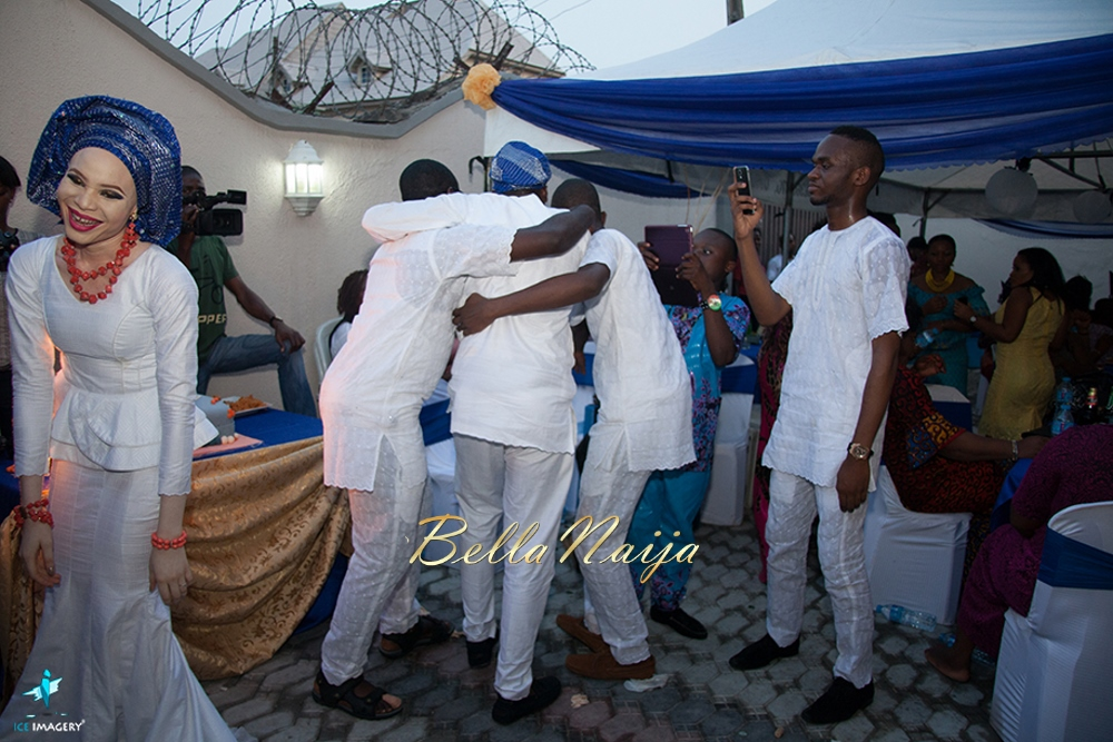 Onome & Lolu - Ice Imagery - Yoruba & Igbo Nigerian Wedding - BellaNaija - April 2015IMG_1882a