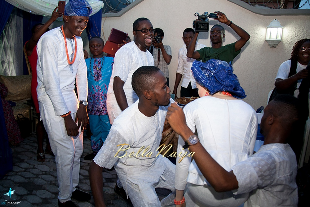 Onome & Lolu - Ice Imagery - Yoruba & Igbo Nigerian Wedding - BellaNaija - April 2015IMG_1885a