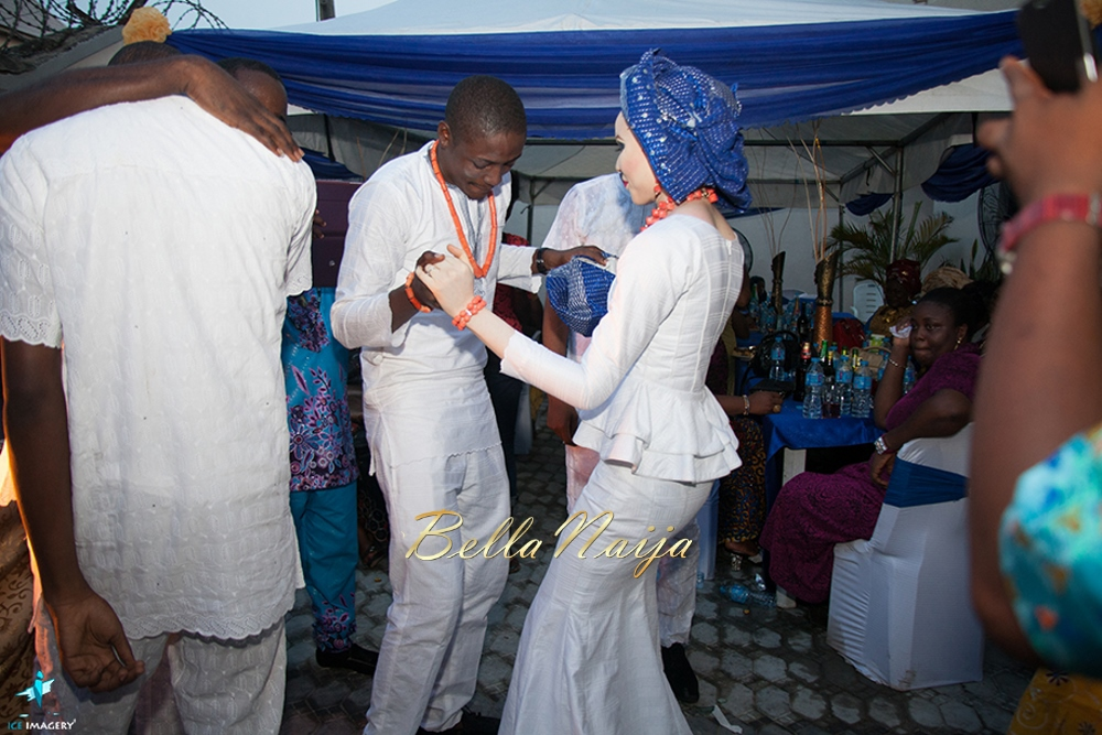 Onome & Lolu - Ice Imagery - Yoruba & Igbo Nigerian Wedding - BellaNaija - April 2015IMG_1886a