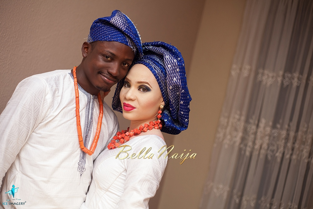 Onome & Lolu - Ice Imagery - Yoruba & Igbo Nigerian Wedding - BellaNaija - April 2015IMG_2122a