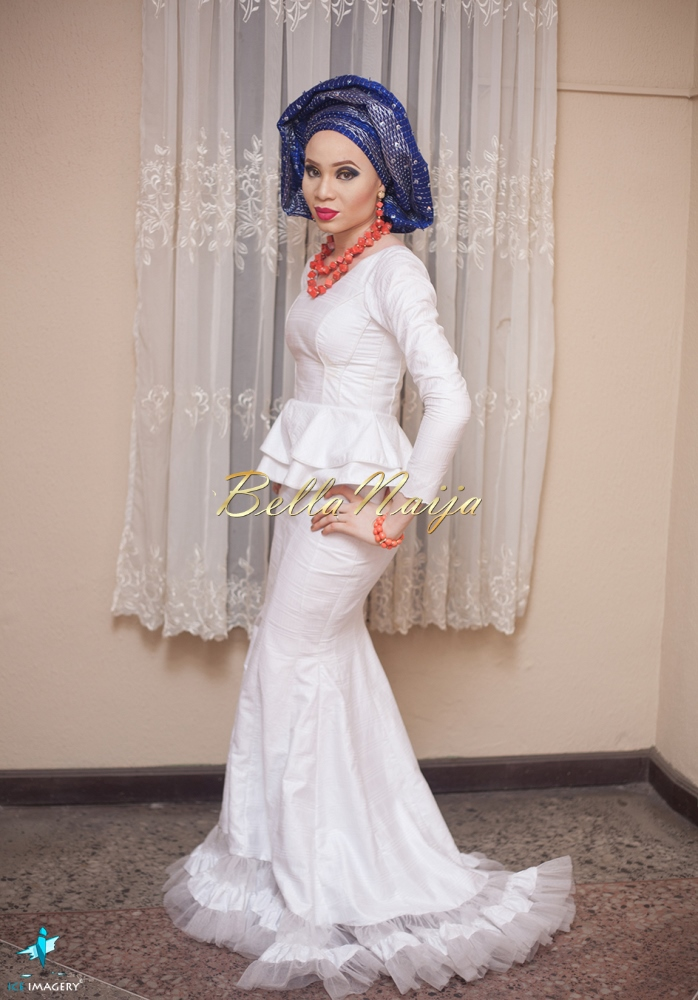 Onome & Lolu - Ice Imagery - Yoruba & Igbo Nigerian Wedding - BellaNaija - April 2015IMG_2125a