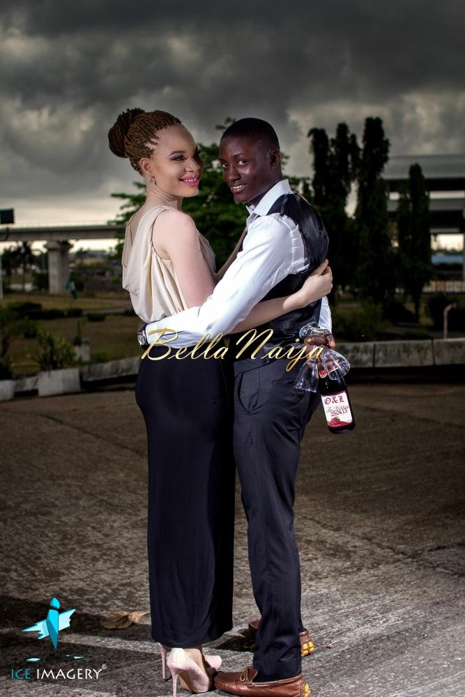 Onome & Lolu - Ice Imagery - Yoruba & Igbo Nigerian Wedding - BellaNaija - April 2015IMG_3697w