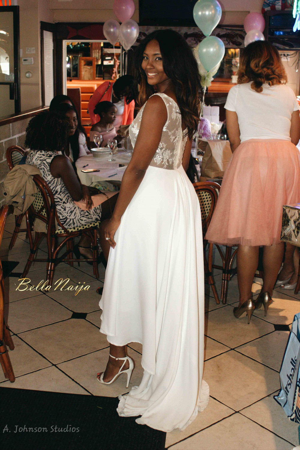 exclusive check out the official photos from osas ighodaros pretty bridal shower bellanaija