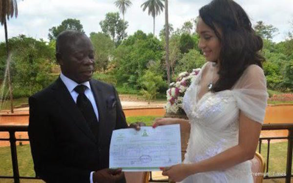 Oshiomole Wedding 10