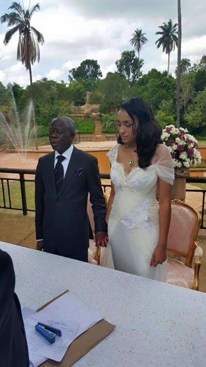 Oshiomole Wedding 11
