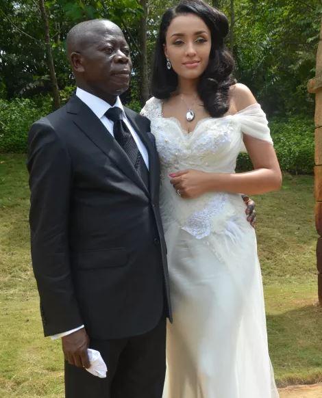 Oshiomole Wedding 13