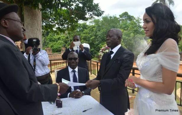 Oshiomole Wedding 14