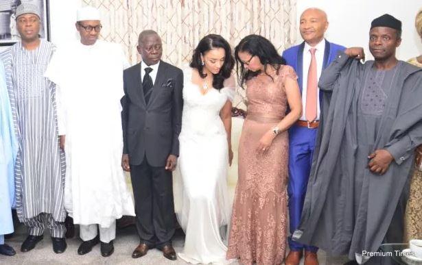 Oshiomole Wedding 16