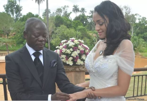 Oshiomole Wedding 17
