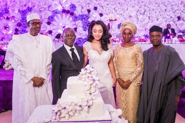Oshiomole Wedding 18