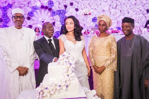 Oshiomole Wedding 19