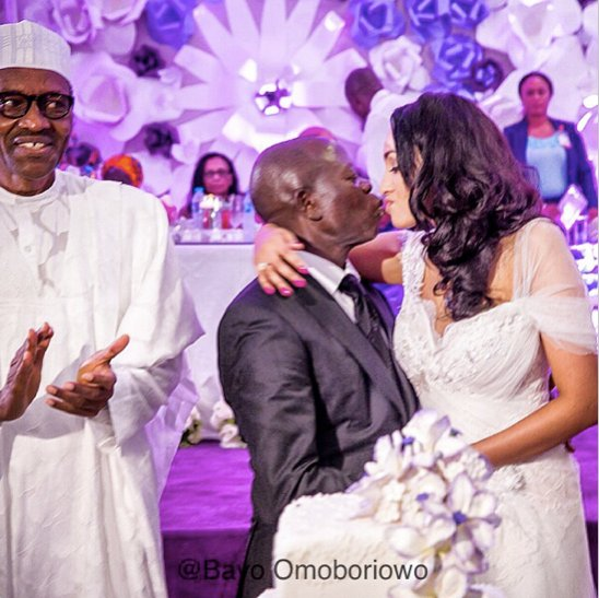 Oshiomole Wedding 2