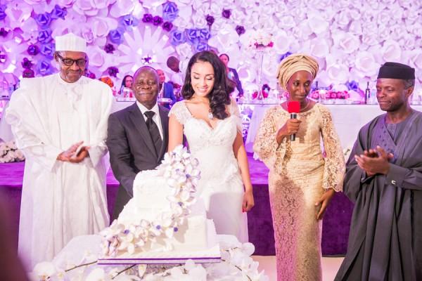 Oshiomole Wedding 20