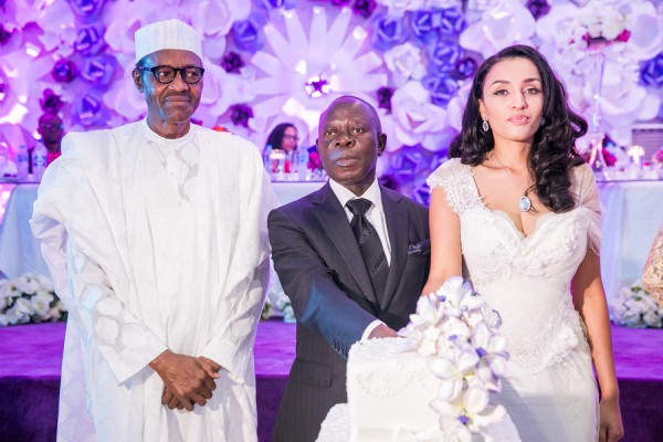 Oshiomole Wedding 21