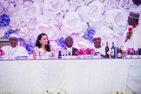 Oshiomole Wedding 24
