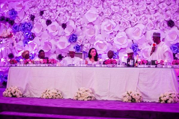 Oshiomole Wedding 25