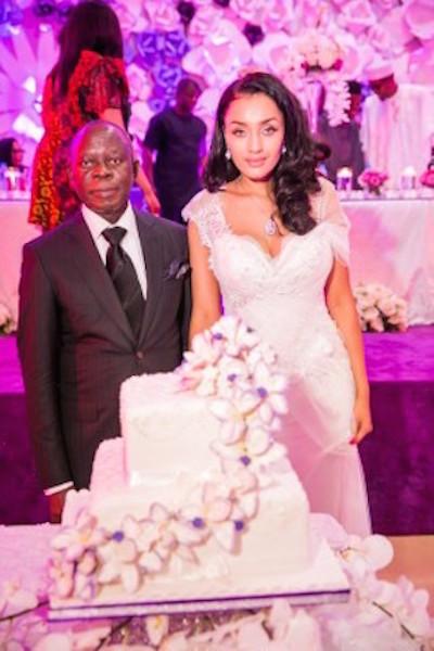 Oshiomole Wedding 26