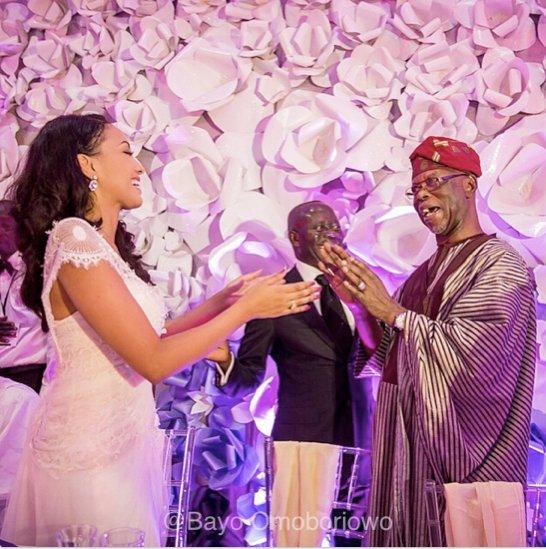 Oshiomole Wedding 3