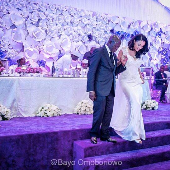Oshiomole Wedding 4