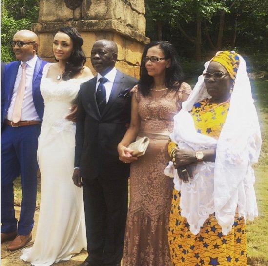 Oshiomole Wedding 5