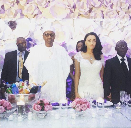Oshiomole Wedding 6