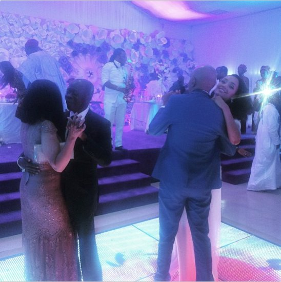Oshiomole Wedding 8