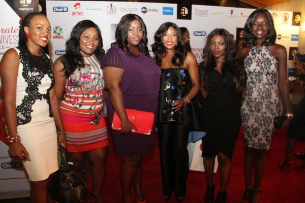 P & G DHW Africa Premiere - BellaNaija - May 2015020