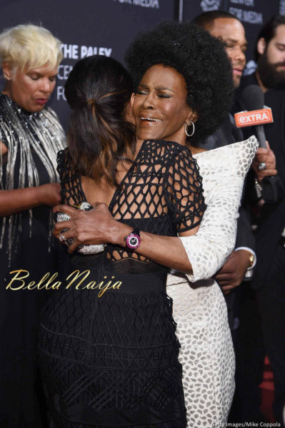 Cicely Tyson & Kerry Washington