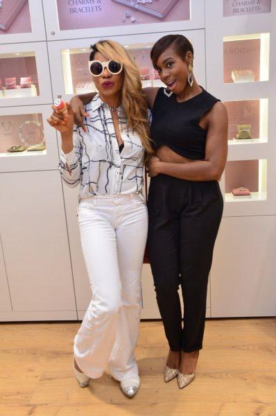 Yvonne Nwosu & Maria Okarande
