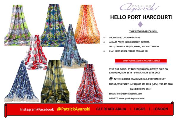 Patrick Ayanski Port Harcourt - BellaNaija- May2015001