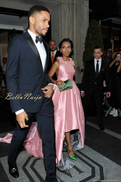 Nnamdi Asomugha & Kerry Washington