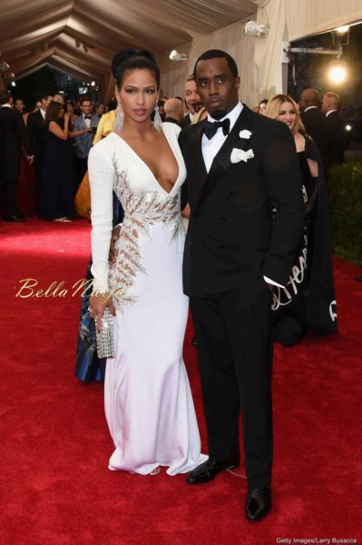 Cassie & Sean 'P Diddy' Combs