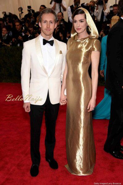 Adam Shulman & Anne Hathaway