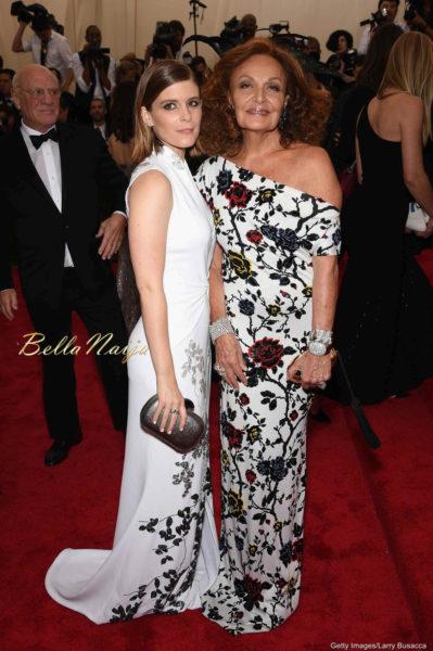 Kate Mara & Diane von Furstenberg