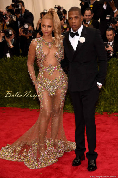 Beyonce Knowles-Carter & Jay Z