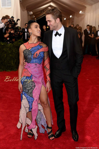 FKA Twigs & Robert Pattinson