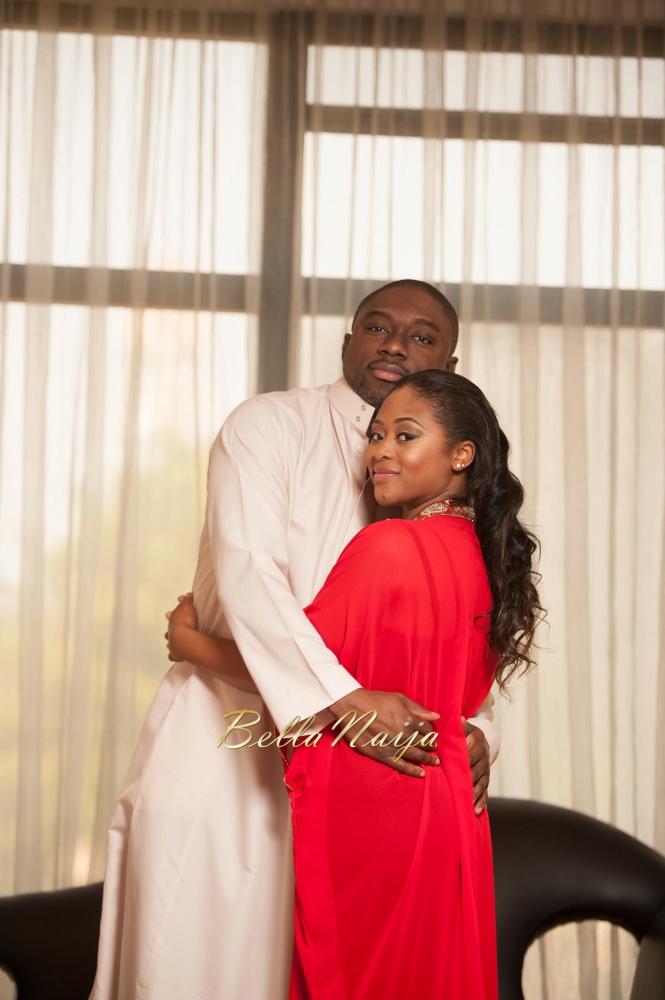 Salma Busari & Randy Idugboe - Ghanaian & Nigerian Wedding on BellaNaija 2015005