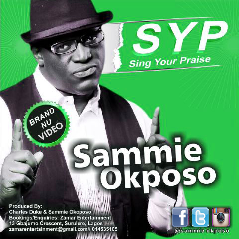 Sammie Okposo - Sing Your Praise - BellaNaija - May - 2015