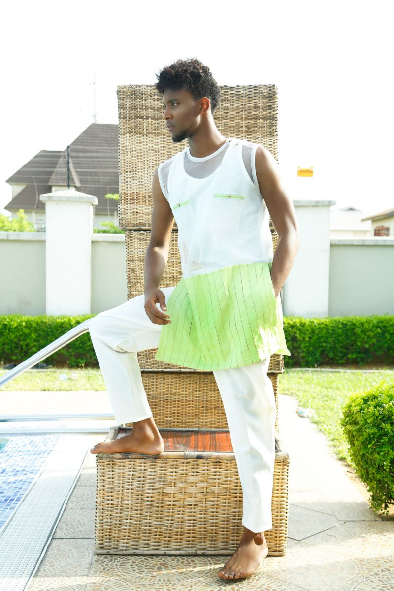 Sisiano Sandru Memories of Tomorrow Collection Lookbook - Bellanaija - May2015006