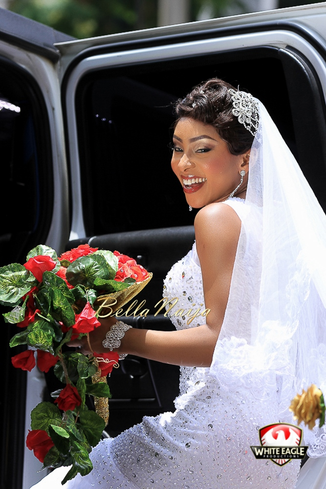 Solomon Lange & Florence Wedding in Abuja, Nigeria on BellaNaija - May 2015IMGL3570