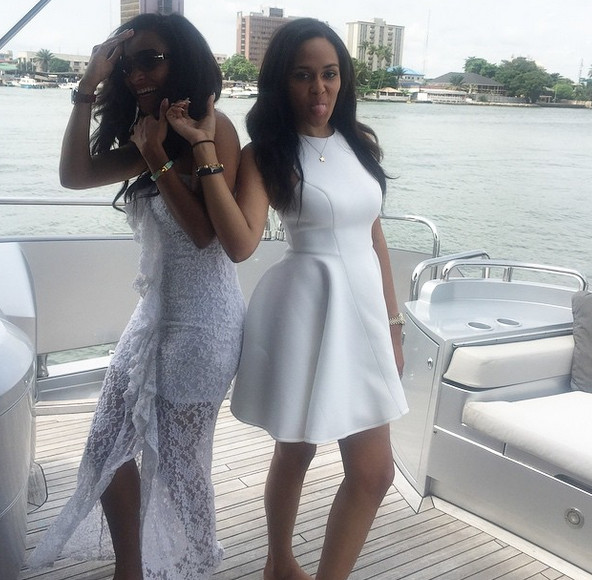 Tiwa Savage Baby Shower - 012 - BN
