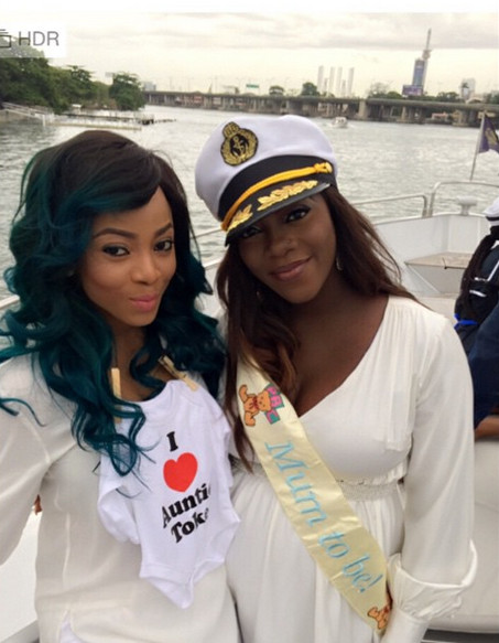 Tiwa Savage Baby Shower - 013 - BN