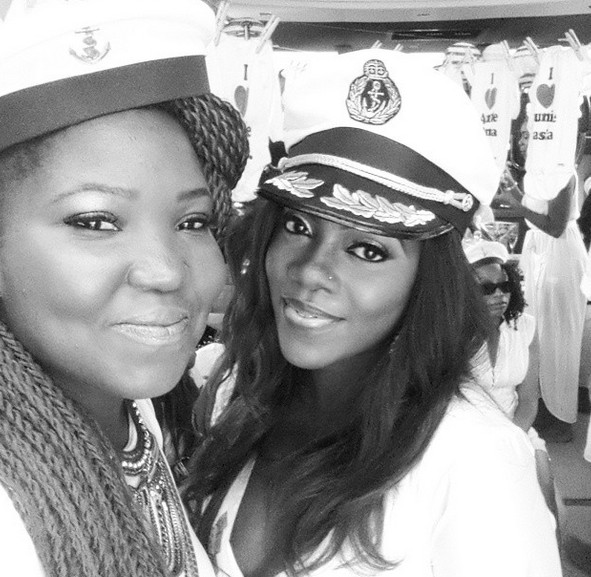 Tiwa Savage Baby Shower - 017 - BN