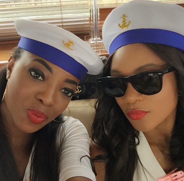 Tiwa Savage Baby Shower - 032 - BN