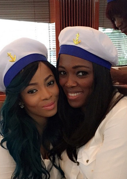 Tiwa Savage Baby Shower - 033 - BN
