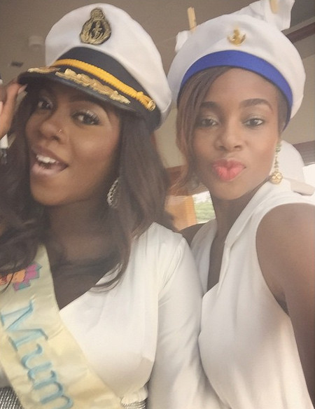Tiwa Savage Baby Shower - 035 - BN