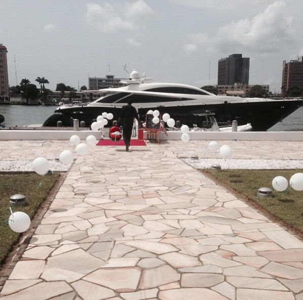 Tiwa Savage Baby Shower - 040 - BN