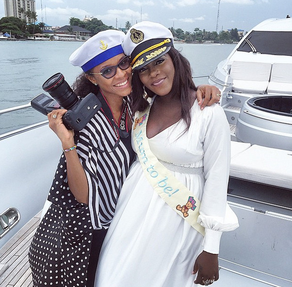 Tiwa Savage Baby Shower - 041 - BN
