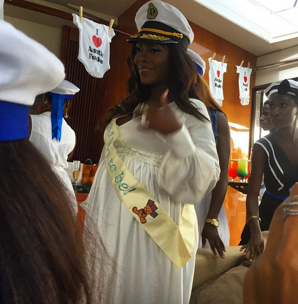Tiwa Savage Baby Shower - 06 - BN
