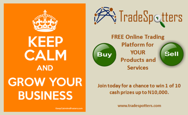 TradeSpotters.com - BellaNaija - May015001